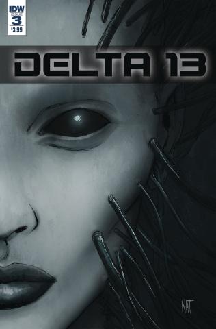 Delta 13 #3 (Jones Cover)