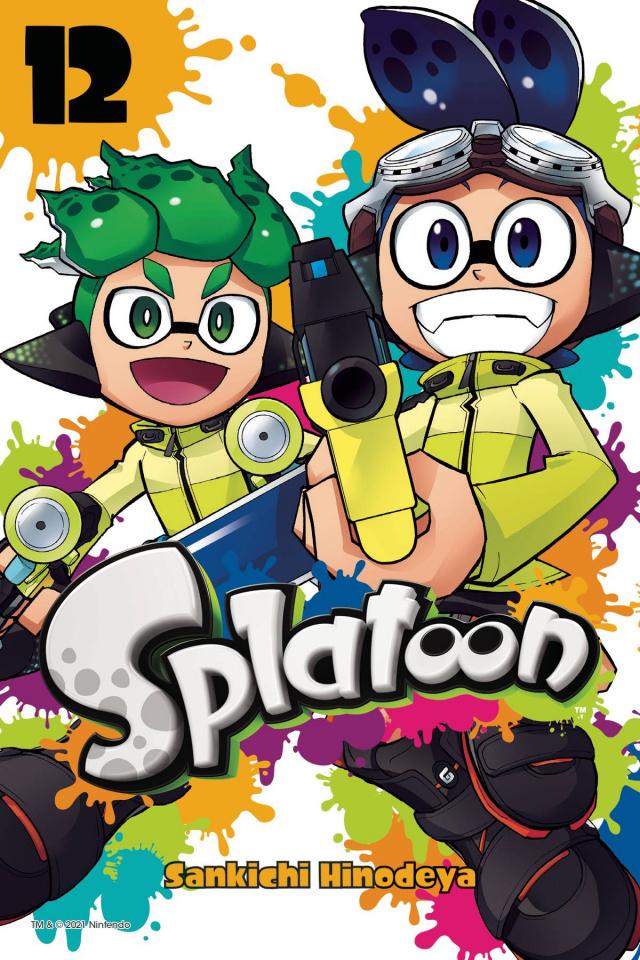 Splatoon Vol. 12