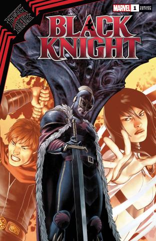 King in Black: Black Knight #1 (Saiz Cover)