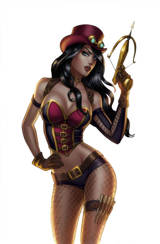 Grimm Fairy Tales: Van Helsing Cover Gallery #1 (Rich Cover)