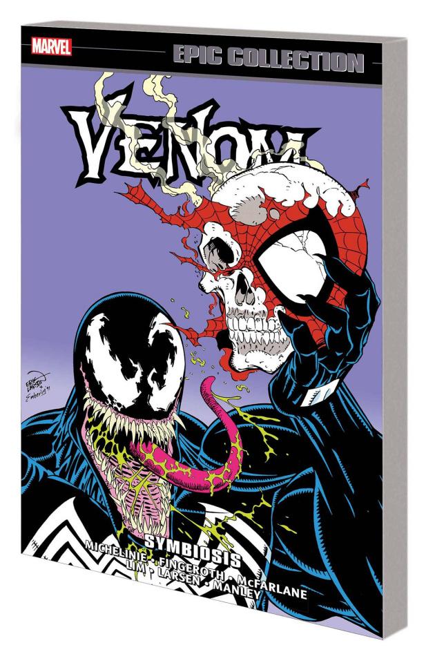 Venom: Symbiosis (Epic Collection)