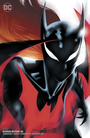 Batman Beyond #38 (Variant Cover)