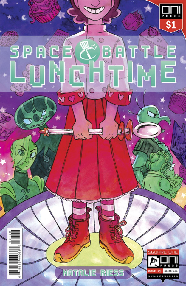 Space Battle Lunchtime #1 (One Dollar Edition)