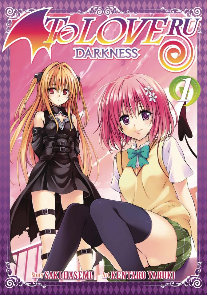 To Love Ru: Darkness Vol. 1