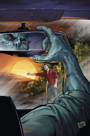 Grimm Fairy Tales: Grimm Tales of Terror #11 (Watson Cover)