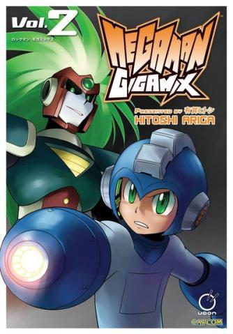 Mega Man: Gigamix Vol. 2