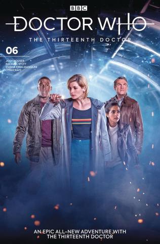 Doctor Who: The Thirteenth Doctor #6 (Photo Cover)