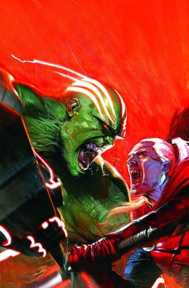 Fear Itself: Hulk vs. Dracula #1