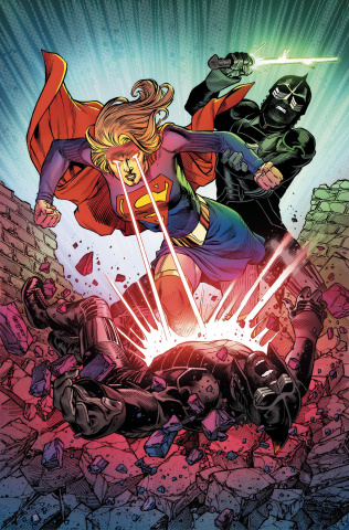 Supergirl #34 (Year of the Villain)