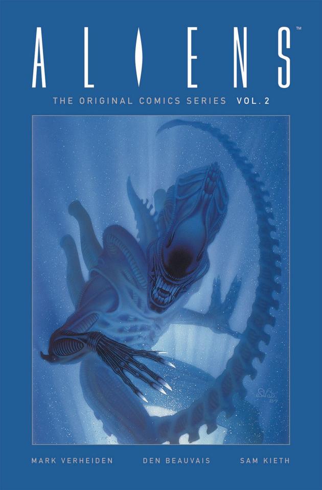 Aliens: The Original Comics Series Vol. 2