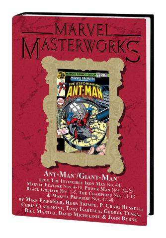 Ant-Man / Giant-Man Vol. 3 (Marvel Masterworks)