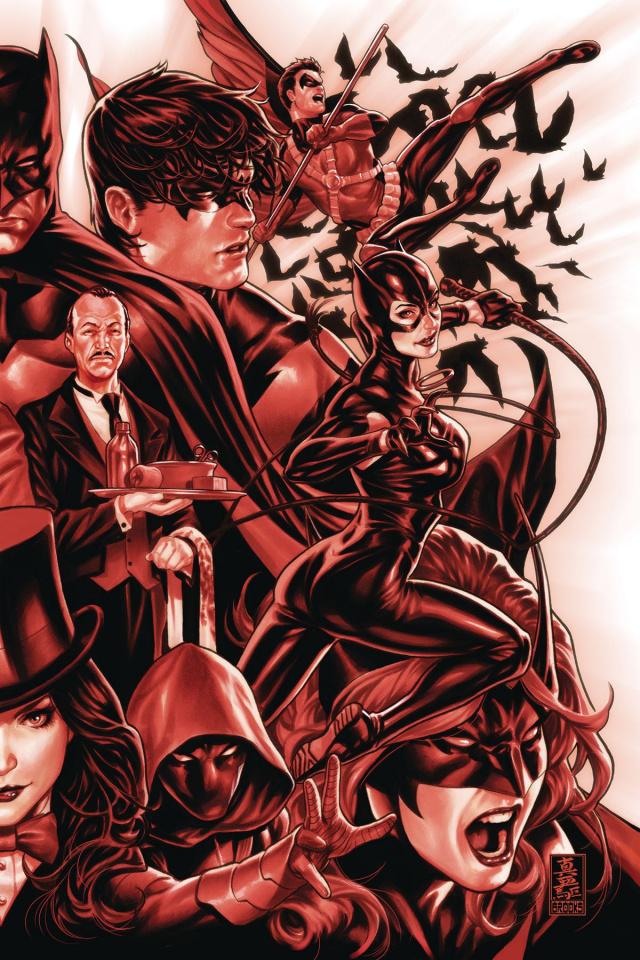 Detective Comics #1004 (Variant Cover)