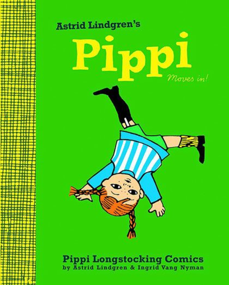 Pippi Longstocking Vol. 1: Pippi Moves In