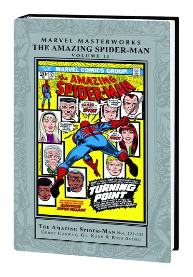 Marvel Masterworks: The Amazing Spider-Man Vol. 13