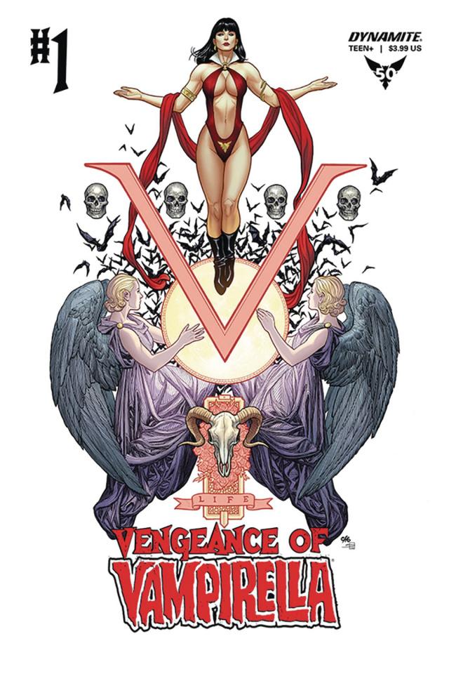 Vengeance of Vampirella #1 (Cho Cover)