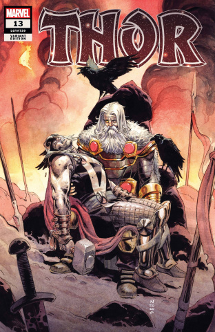 Thor #13 (Klein Cover)