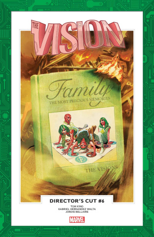 The Vision #6 (Director's Cut)