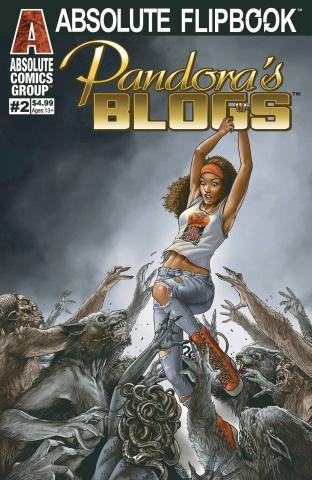 Absolute Flipbook #2: Pandora's Blogs & Monster Isle