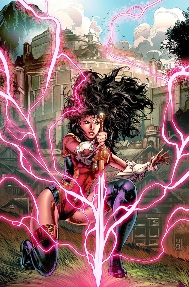 Grimm Fairy Tales #25