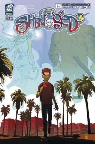 Shrugged #6 (Gunnell Cover)