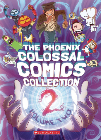 The Phoenix Colossal Comics Collection Vol. 2
