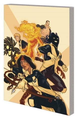 New Mutants Vol. 6: Deanimator