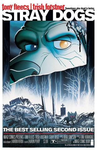 Stray Dogs #2 (Horror Movie Forstner & Fleecs Cover)