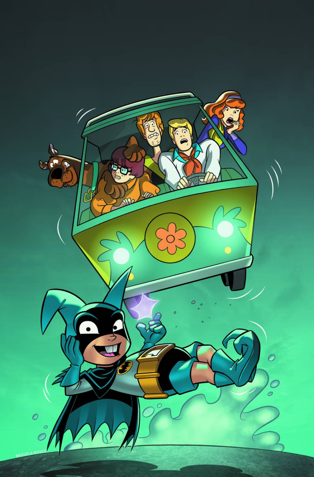 Scooby Doo Team-Up #3