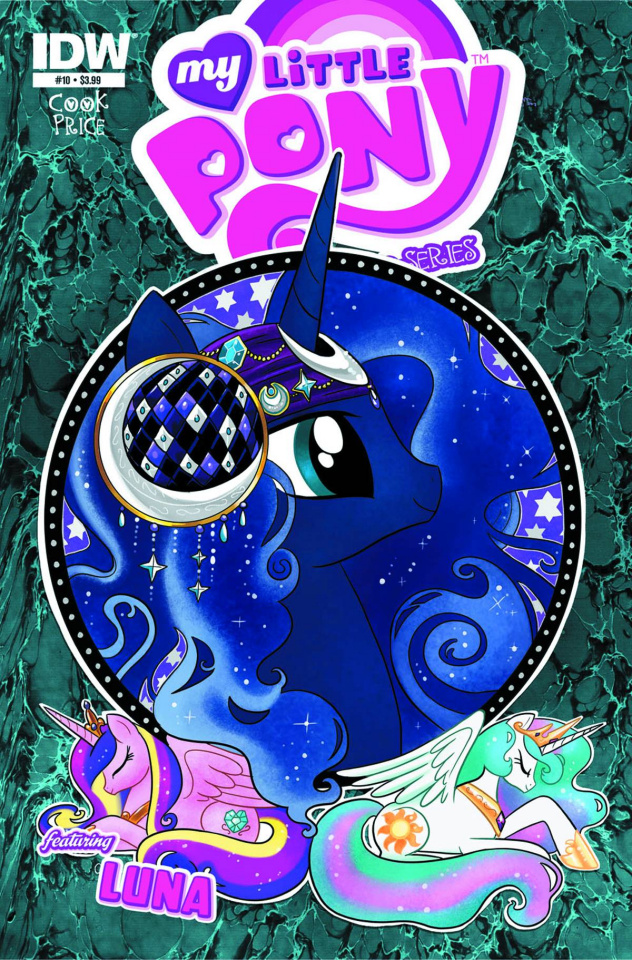 My Little Pony Micro-Series #10: Luna