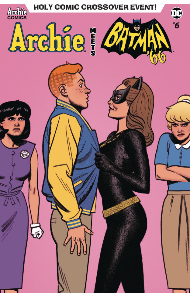 Archie Meets Batman '66 #6 (Smallwood Cover)