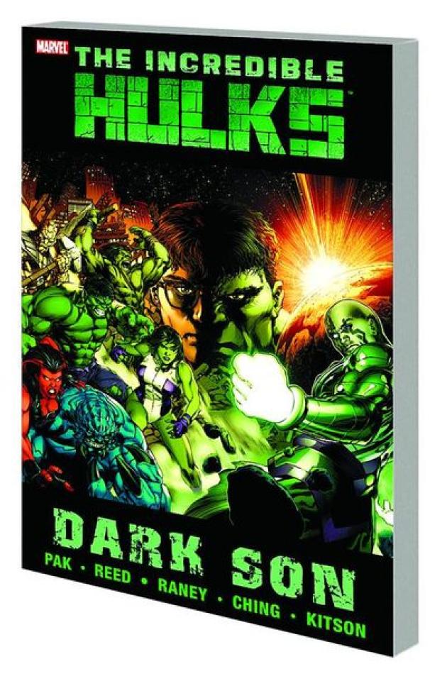 The Incredible Hulks: Dark Son
