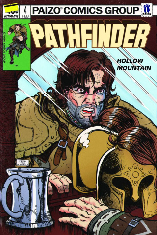 Pathfinder: Hollow Mountain #4 (Ultra Limited Edition)