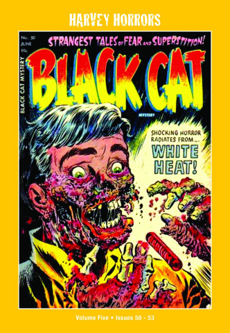 Black Cat Mystery Vol. 5