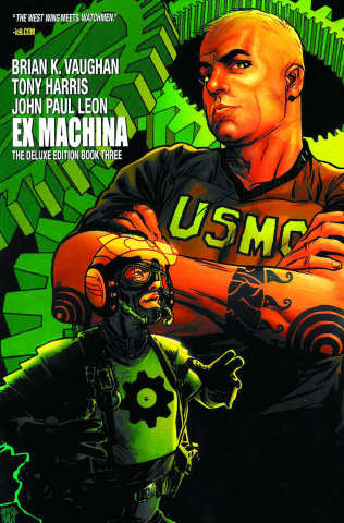 Ex Machina Book 3