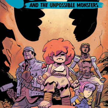 Jonna and the Unpossible Monsters #4 (Samnee Cover)