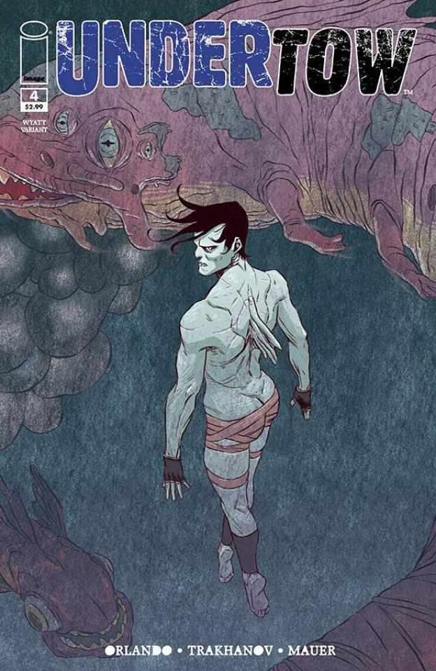 Undertow #4 (Wyatt Cover)