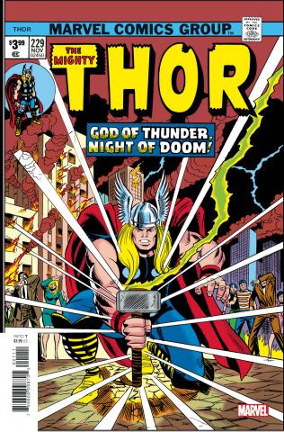 Thor #229 (Facsimile Edition)