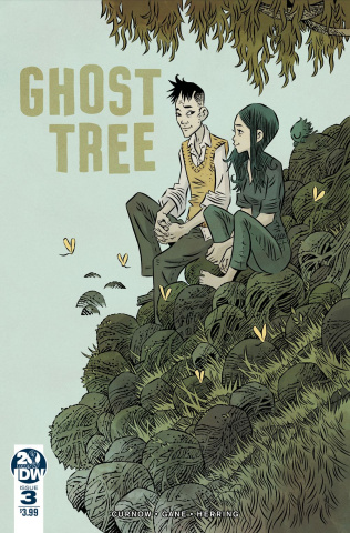 Ghost Tree #3 (Gane Cover)