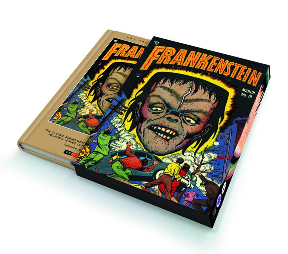 Briefer: Frankenstein Vol. 6 (Slipcase Edition)