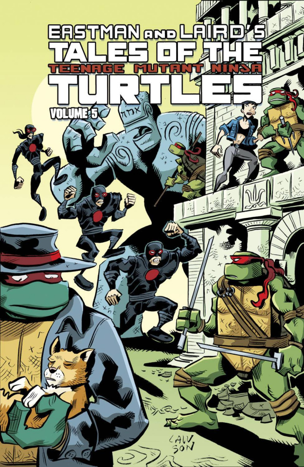 Tales of the Teenage Mutant Ninja Turtles Vol. 5