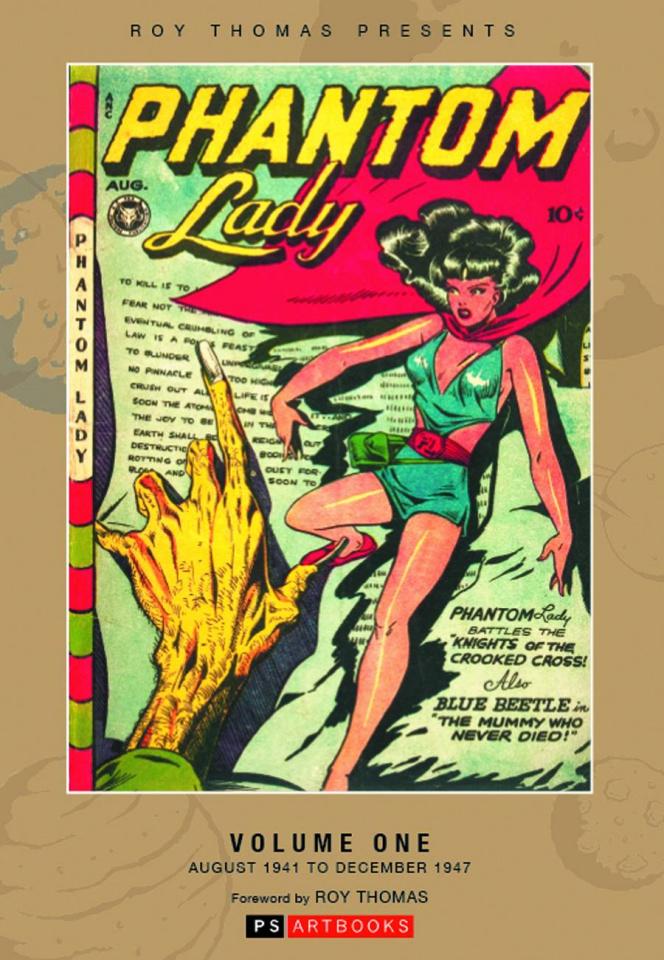 The Phantom Lady Vol. 1