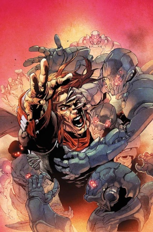 Wrath of the Eternal Warrior #8 (10 Copy Segovia Cover)