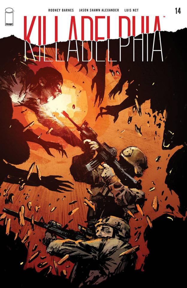 Killadelphia #14 (Alexander Cover)