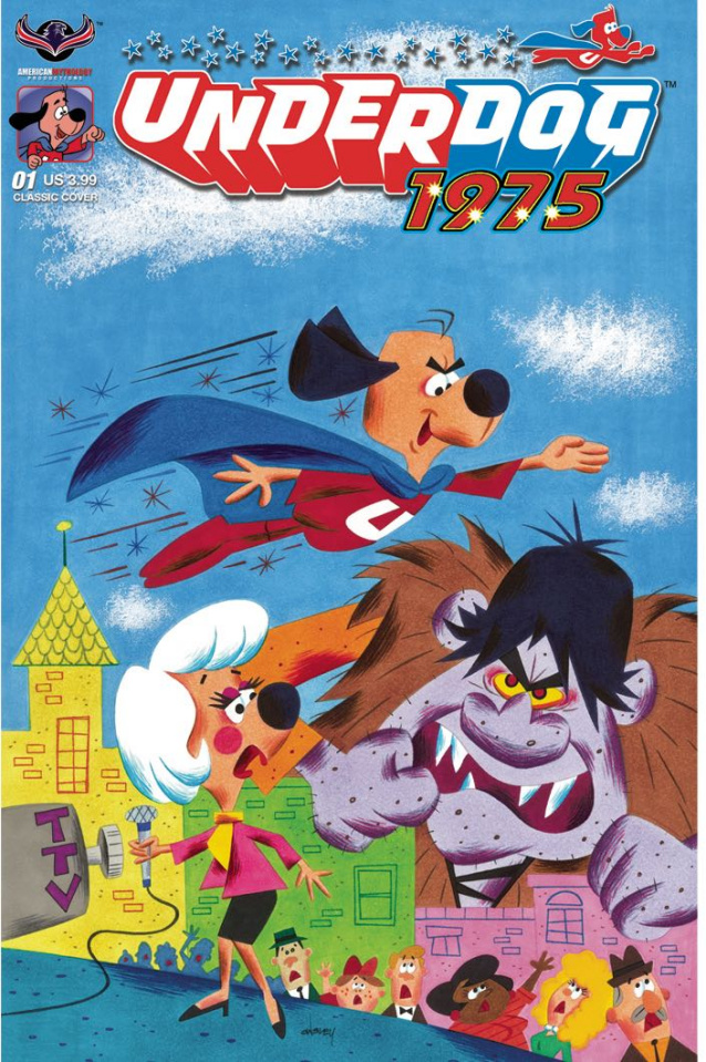 Underdog: 1975 (Owsley Classic Cover)