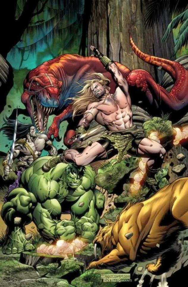The Incredible Hulks #623