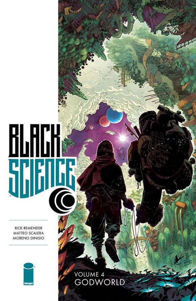 Black Science Vol. 4: Godworld
