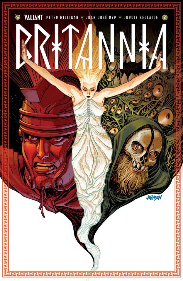 Britannia #2 (50 Copy Johnson Cover)