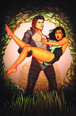 Grayson #13 (Monsters Cover)