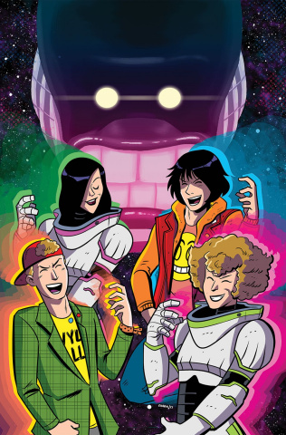 Bill & Ted Save the Universe #4