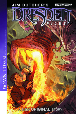 The Dresden Files: Down Town #2